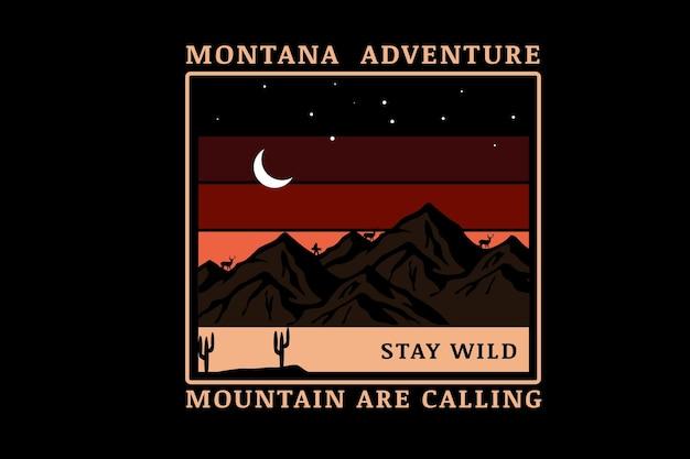 Der erlebnisberg montana ruft