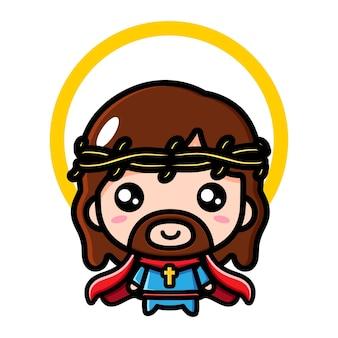 Der süße jesus christus ist ein held