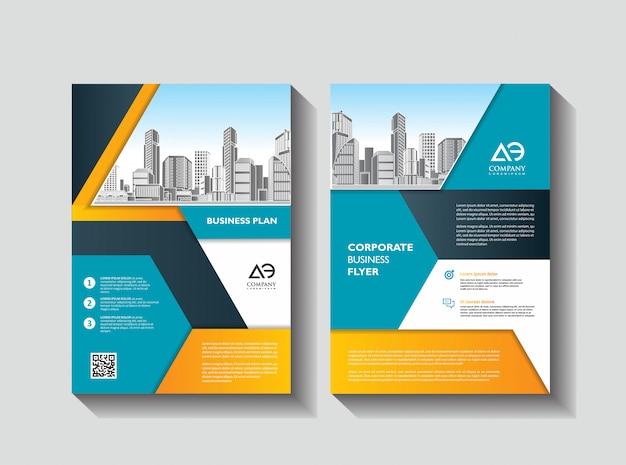 Design cover buch broschüre layout flyer plakat hintergrund geschäftsbericht