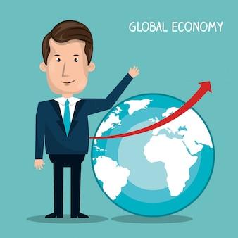 Design der globalen wirtschaft