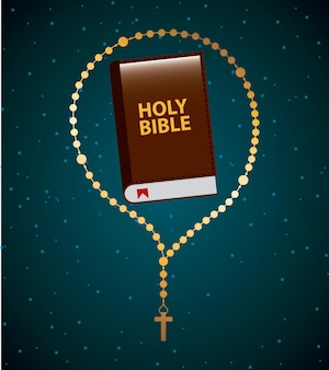Design der heiligen bibel