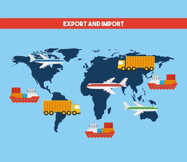 Design exportieren und importieren