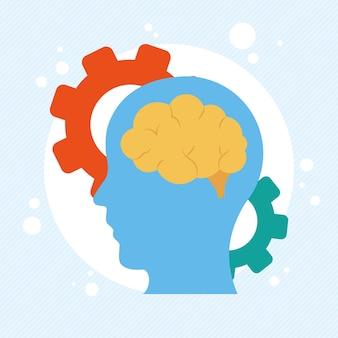 Design für psychische gesundheit