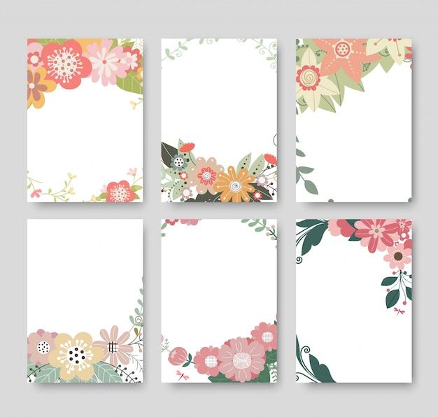 Design-hintergrund für notebook