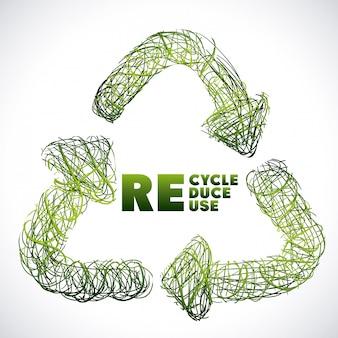 Design recyceln