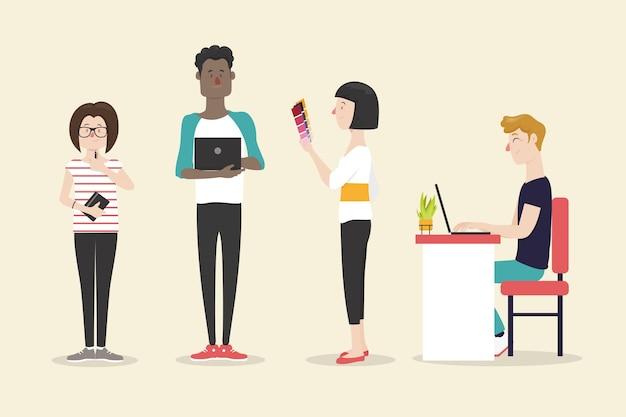 Designer-kollektion