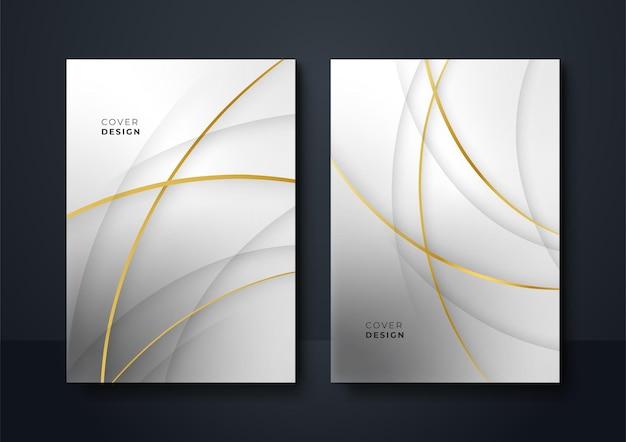 Designhintergründe für business-cover, social-media-banner. satz von cover-sammlungs- und post-frame-vorlagen. vektorabdeckung. mockup für persönlichen blog oder shop. layout für werbung