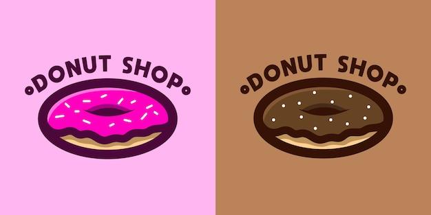 Dessert shop logo