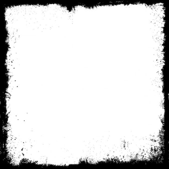 Detaillierte grunge-hintergrund in schwarz und weiß