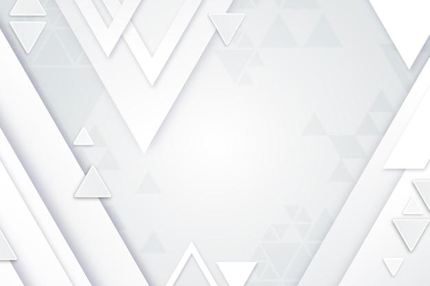Detaillierter abstrakter weißer hintergrund