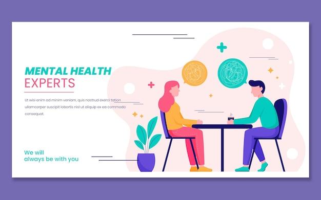 Detaillierter facebook-beitrag zur psychischen gesundheit