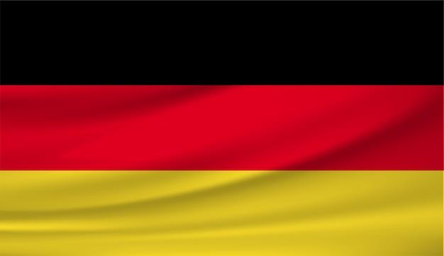 Deutsche nationalflagge