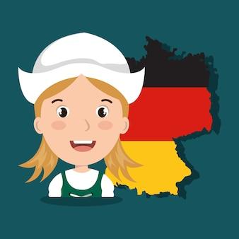 Deutsches kulturdesign