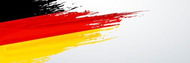 Deutschland banner flagge