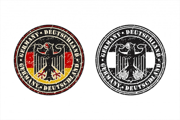 Deutschland deutschland design logo