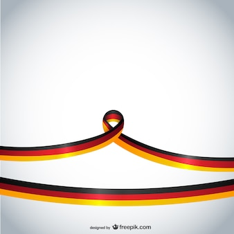 Deutschland ribbon