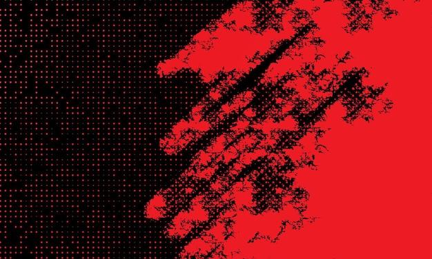 Diagonaler grunge mit halbtonhintergrund