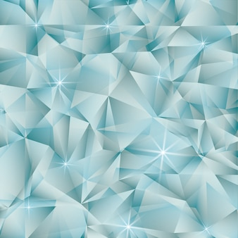 Diamant-konzept mit icon-design