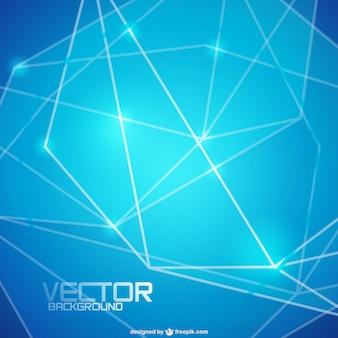Diamant-linien vektor backgournd