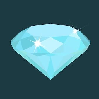 Diamant-vektor