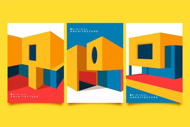 Die architektur umfasst ein minimales vorlagenpaket
