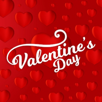 Die datenkarte des valentins
