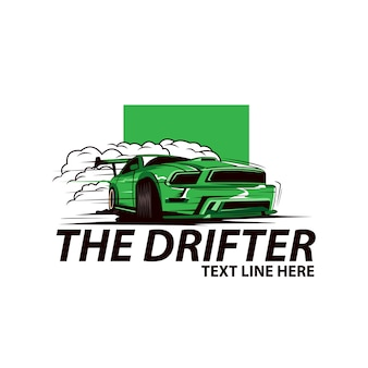 Die drifter-illustration