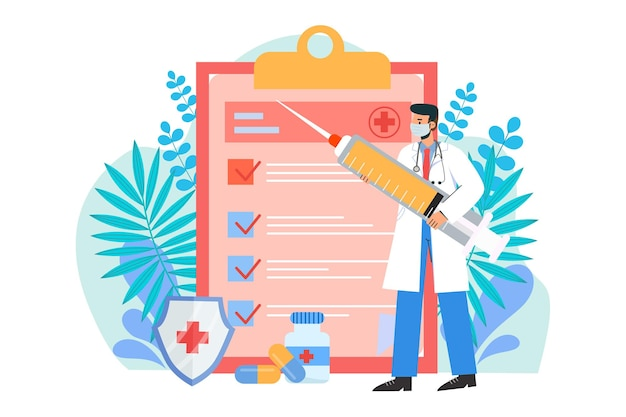 Die gesundheitsbranche