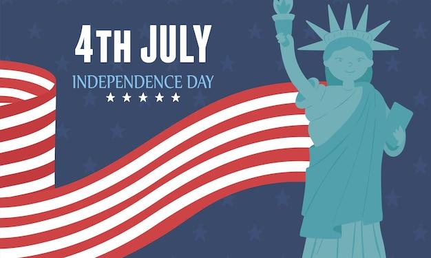 Die unabhängigkeit amerikaner