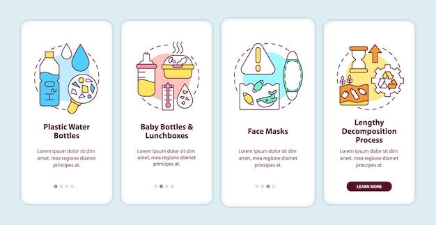 Die wichtigsten umweltherausforderungen beim einbinden des bildschirms für mobile app-seiten mit konzepten