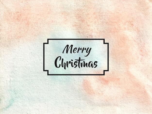 Dies ist eine abstrakte aquarell-schattierungspinsel-hintergrundtextur für weihnachten