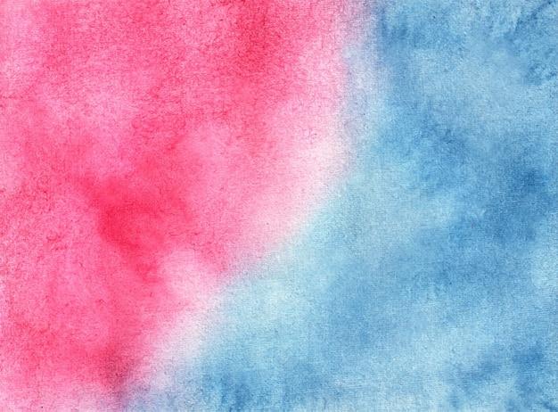 Dies ist eine handgemalte hintergrundtextur des abstrakten aquarells