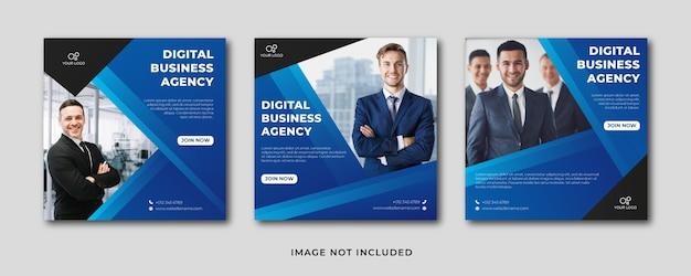 Digital business agency banner