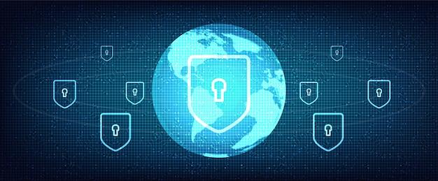 Digital world security network