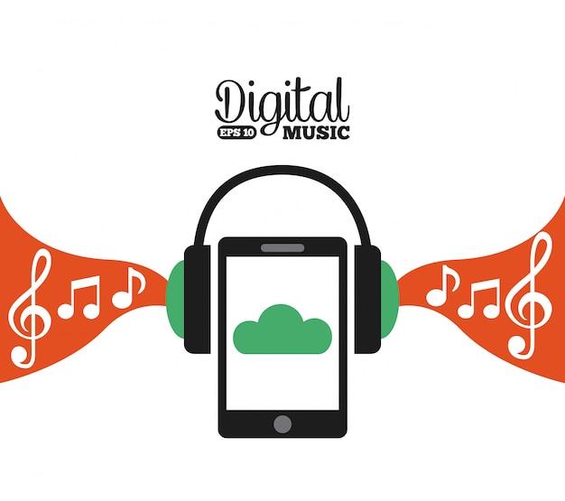 Digitale musik
