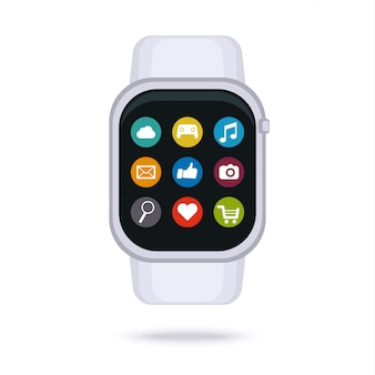 Digitale smartwatch