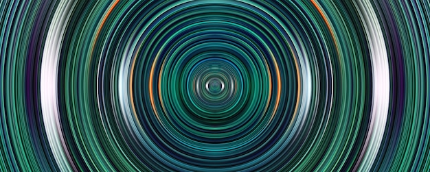 Digitale tapetenkreise strichzeichnungen