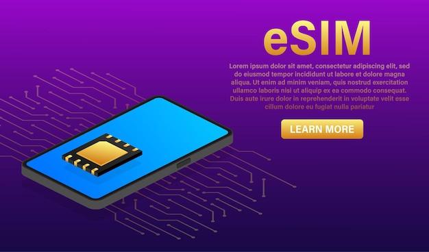 Digitales e-sim-banner
