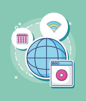 Digitales marketing-design