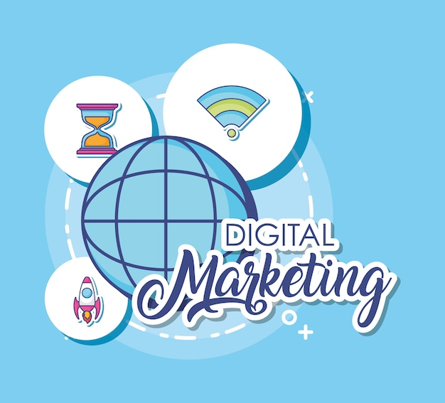 Digitales marketing-design