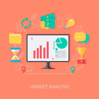 Digitales marketing und analytik