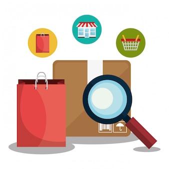 Digitales marketing und e-commerce