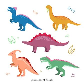 Dinosaurier-auflistung
