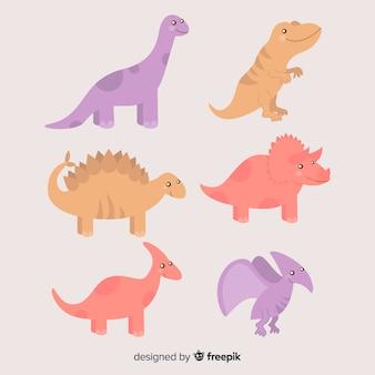 Dinosauriersammlung