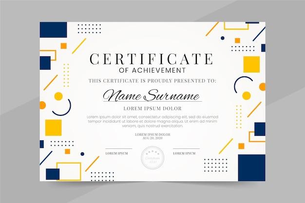 Diplomvorlage