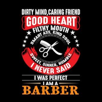 Dirty mind, caring freund gutes herz