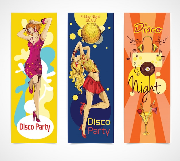 Disco-skizze banner gesetzt