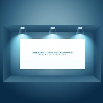 Display-werbung hintergrund