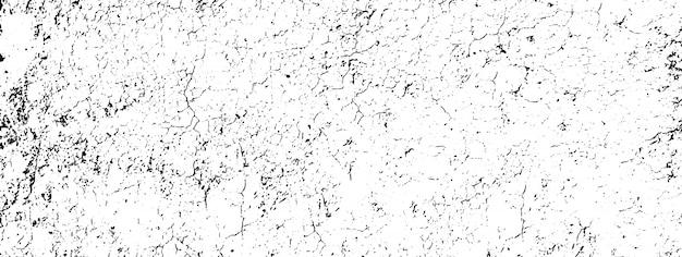 Distressed detaillierte overlay-textur der rauen oberfläche