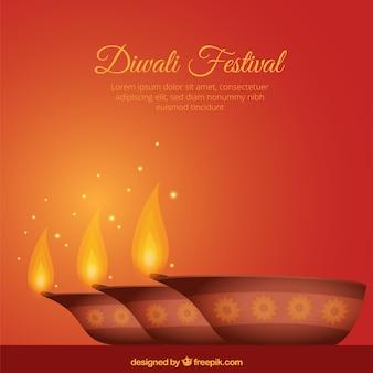 Diwali festival gruß